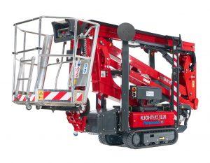 Hinowa Lightlift 13.70 Raupenarbeitsbühne