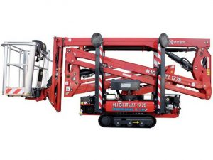 Hinowa Lightlift 17.75 Performance IIIs Raupenarbeitsbühne