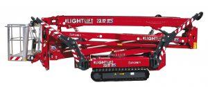 Hinowa Lightlift 23.12 IIIs Raupenarbeitsbühne