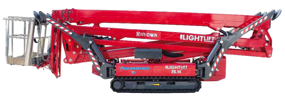 Hinowa Lightlift 26.14 Performance IIIS Raubenarbeitsbühne