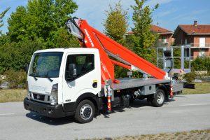 Multitel LKW Arbeitsbühne MT 240 EX