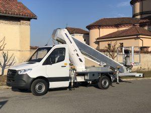 Multitel Pagliero MTE 270 EX Arbeitsbühne
