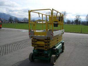 Scherenarbeitsbühne S100 E12