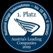 Austrias Leading Companies 2019 Sieger